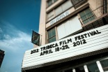 """April 18 - 29, 2012"" Tribeca Film Festival 2012 (TFF12), Marquee Photoshoot."