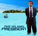 The Island President - Poster from the film´s Facebook page