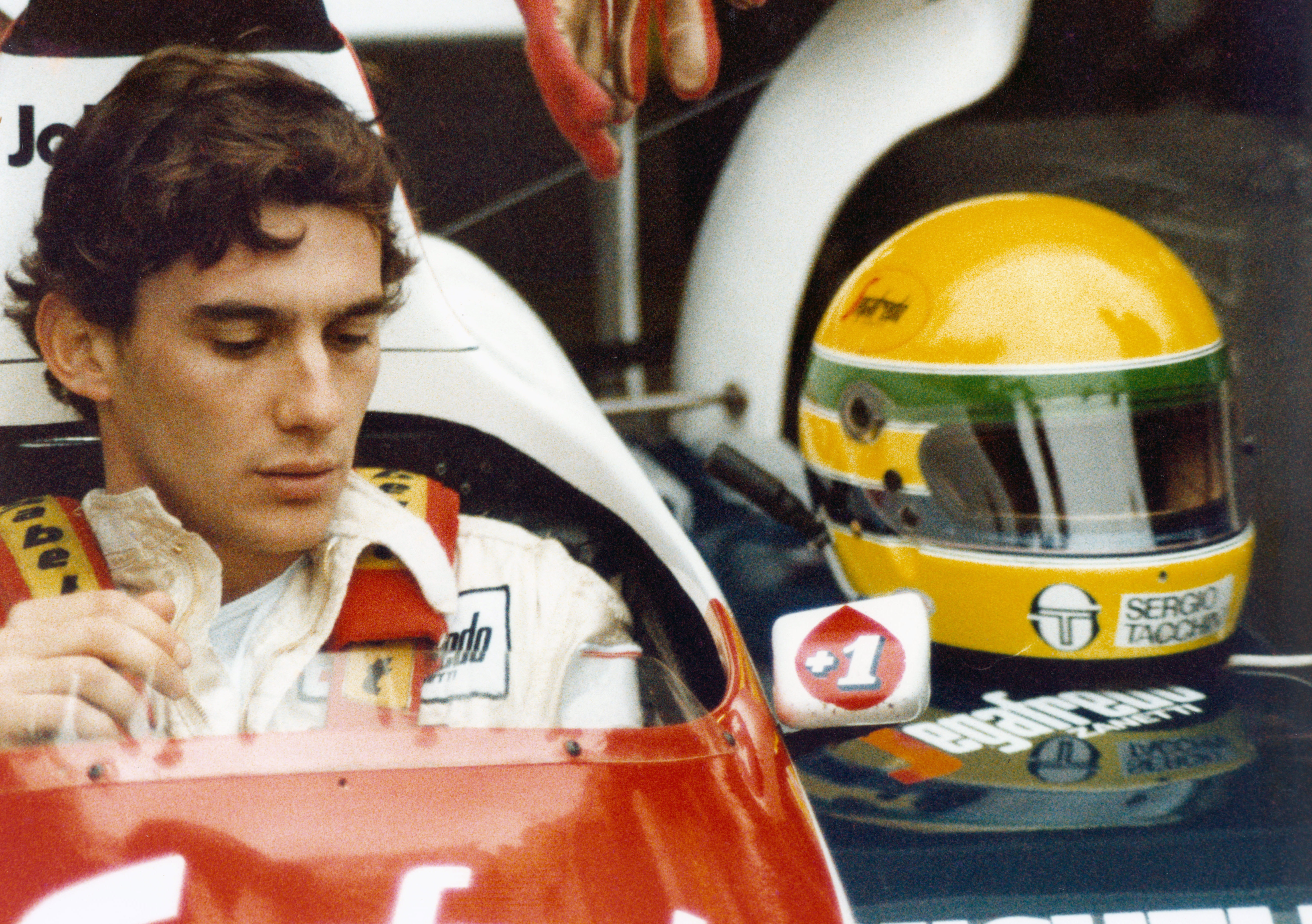 Ayrton Senna / Photo from flm´s website; http://www.sennamovie.com