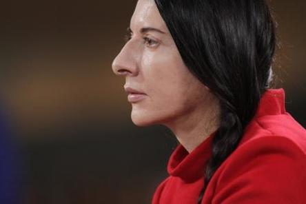 Marina Abramovic: The Artist is Present / Photo from press kit